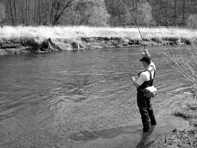 Design Thinking and The Parable of the Fly Fisherman